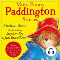 More Funny Paddington Stories (Paddington)