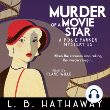 Murder of a Movie Star: A Cozy Historical Murder Mystery