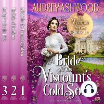 Wharton Series, The: Books 1-3: A Regency Romance Trilogy