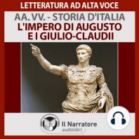 Storia d'Italia - vol. 06 - L'impero di Augusto e i Giulio-Claudii