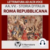 Storia d'Italia - vol. 04 - Roma repubblicana