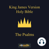 King James Version Holy Bible - The Psalms