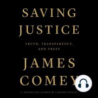 Saving Justice
