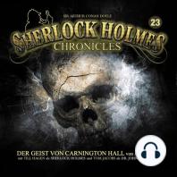 Sherlock Holmes Chronicles, Folge 23