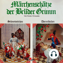 Märchenschätze der Brüder Grimm, Folge 3: Schneewittchen, Dornröschen, Frau Holle, Der Froschkönig