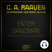 Enter Sandman - Träume im vollen Bewusstsein (ungekürzt)