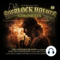 Sherlock Holmes Chronicles, Folge 52