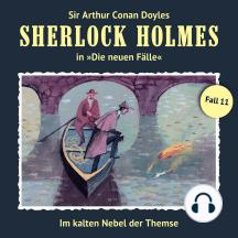 Sherlock Holmes, Die neuen Fälle, Fall 11: Im kalten Nebel der Themse