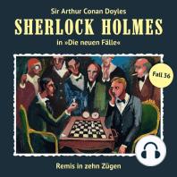 Sherlock Holmes, Die neuen Fälle, Fall 36