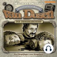 Professor van Dusen, Folge 21