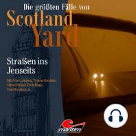 Die größten Fälle von Scotland Yard, Folge 42