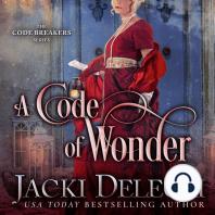 A Code of Wonder