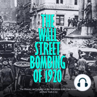 Wall Street Bombing of 1920, The
