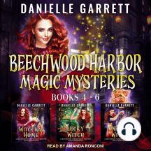 The Beechwood Harbor Magic Mysteries Boxed Set: Books 4-6