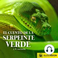 El cuento de la serpiente verde