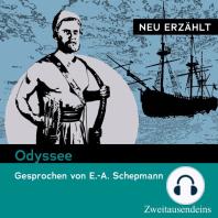 Odyssee – neu erzählt: Gesprochen von E.-A. Schepmann