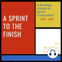 A Sprint to the Finish