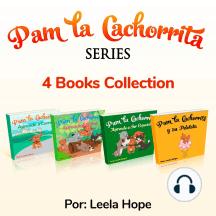 Pam La Cachorrita Serie de Cuatro Libros