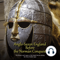Anglo-Saxon England Before the Norman Conquest