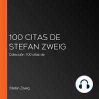 100 citas de Stefan Zweig