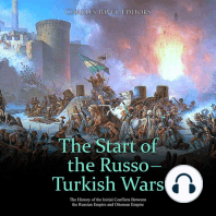 Start of the Russo-Turkish Wars, The