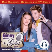 Binny und der Geist - Der heimliche Mitbewohner