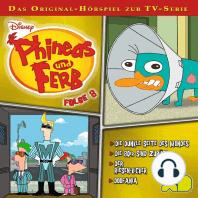Disney - Phineas und Ferb - Folge 8