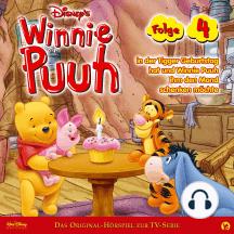 Disney Winnie Puuh - Folge 4: Tigger hat Geburtstag und Winnie Puuh möchte ihm den Mond schenken