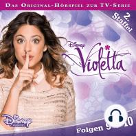 Disney/Violetta - Staffel 2