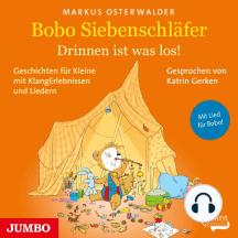 Bobo Siebenschläfer. Drinnen ist was los!: Geschichten für Kleine mit KlangErlebnissen und Liedern