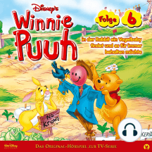 Disney Winnie Puuh - Folge 6: Rabbit findet ein Vogelbaby und möchte es für immer behalten