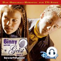 Binny und der Geist - Und es hat Puff gemacht