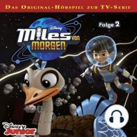 Disney - Miles von Morgen - Folge 2