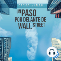 Un paso por delante de Wall Street: Cómo utilizar lo que ya sabes para ganar dinero en bolsa
