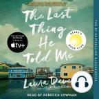 Carte audio, The Last Thing He Told Me: A Novel - Ascultați gratuit cartea audio cu o perioadă gratuită de probă.
