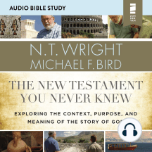 New Testament You Never Knew, The: Audio Bible Studies: Exploring the Context, Purpose, and Meaning of the Story of God