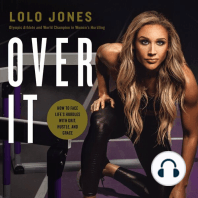 Over It: How to Face Life's Hurdles with Grit, Hustle, and Grace