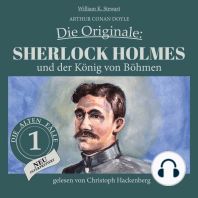 Sherlock Holmes und der König von Böhmen - Die Originale
