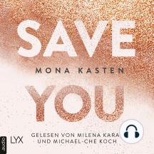 Save You - Maxton Hall Reihe, Band 2 (Ungekürzt)
