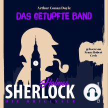 Die Originale: Das getupfte Band (Ungekürzt)