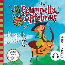 Petronella Apfelmus, Teil 6: Energie aus der Dose, Das blaue Wunder, Die Zauberprüfung
