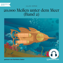 20.000 Meilen unter dem Meer, Band 2 (Ungekürzt)