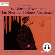 Das Marineabkommen - Ein Sherlock Holmes Abenteuer (Ungekürzt)