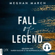 Fall of Legend - Legend Trilogie, Teil 1 (Ungekürzt)