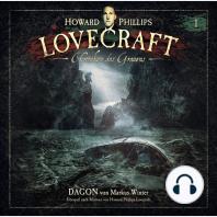 Lovecraft - Chroniken des Grauens, Akte 1