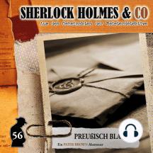Sherlock Holmes & Co, Folge 56: Preußisch Blau