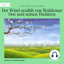 Der Wind erzählt von Waldemar Doe und seinen Töchtern (Ungekürzt)