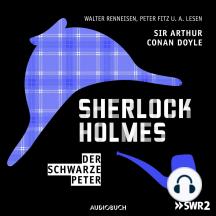 Sherlock Holmes, Folge 4: Der schwarze Peter