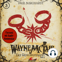 Wayne McLair, Folge 3: Der Revolvermann, Teil 2