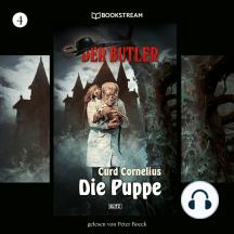 Die Puppe - Der Butler, Folge 4 (Ungekürzt)